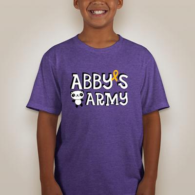 Abby's Army T-Shirt