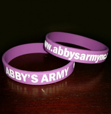 Abby's Army Bracelet