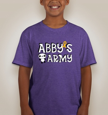 Abby's Army T-Shirt